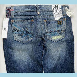 JOE'S The Socialite Jeans USA Bootcut Classic 26